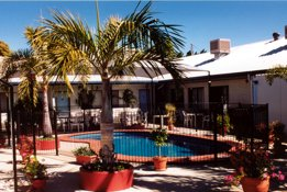 Peppercorn Motel  Restaurant - Accommodation Brisbane