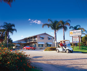 Big River Motor Inn - Accommodation Brisbane