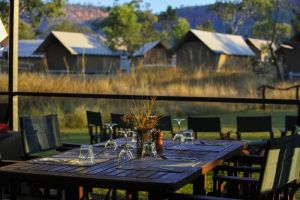 Bell Gorge Wilderness Lodge - Accommodation Brisbane