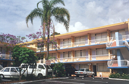 Southern Cross Motel - Accommodation Brisbane