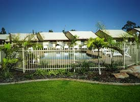 The Western Heritage Motor Inn - Accommodation Brisbane