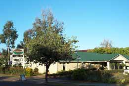 Riverland Motor Inn - Accommodation Brisbane