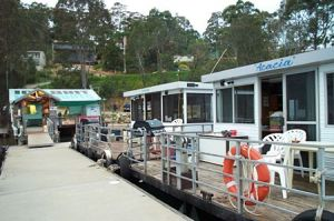 Clyde River Houseboats - Accommodation Brisbane