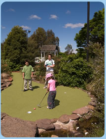 Wetlands Mini Golf - Accommodation Brisbane