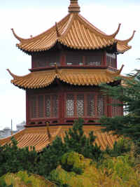 Chinese Garden of Friendship - Accommodation Brisbane