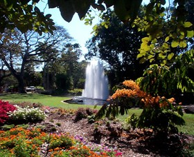 George Brown Darwin Botanic Gardens - Accommodation Brisbane