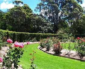 Wollongong Botanic Garden - Accommodation Brisbane
