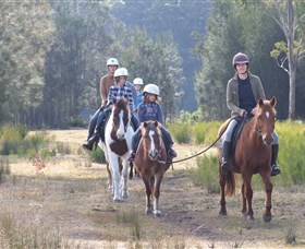 Horse Riding at Oaks Ranch and Country Club - Accommodation Brisbane