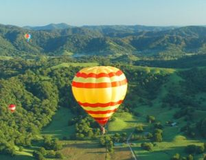 Byron Bay Ballooning - Accommodation Brisbane