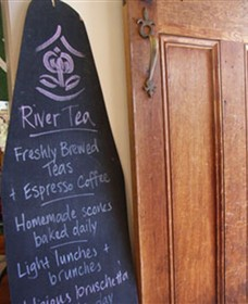 River Tea House - Accommodation Brisbane
