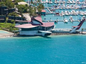 Hamilton Island Yacht Club - Accommodation Brisbane