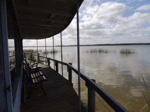 PS Federal Retreat Paddle Steamer Goolwa - Accommodation Brisbane